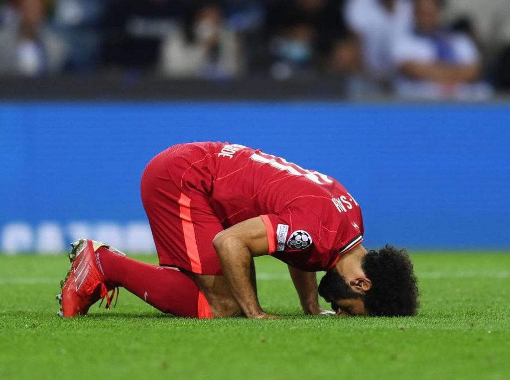 Mohamed Salah Kembali Bayangi Didier Drogba