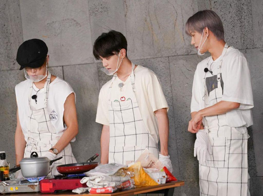 NCT 127 Bikin Hidangan Pasta Istimewa, Mana yang Lebih Enak?