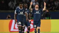 PSG Vs Man City: Messi Cetak Gol, Les Parisiens Menang 2-0