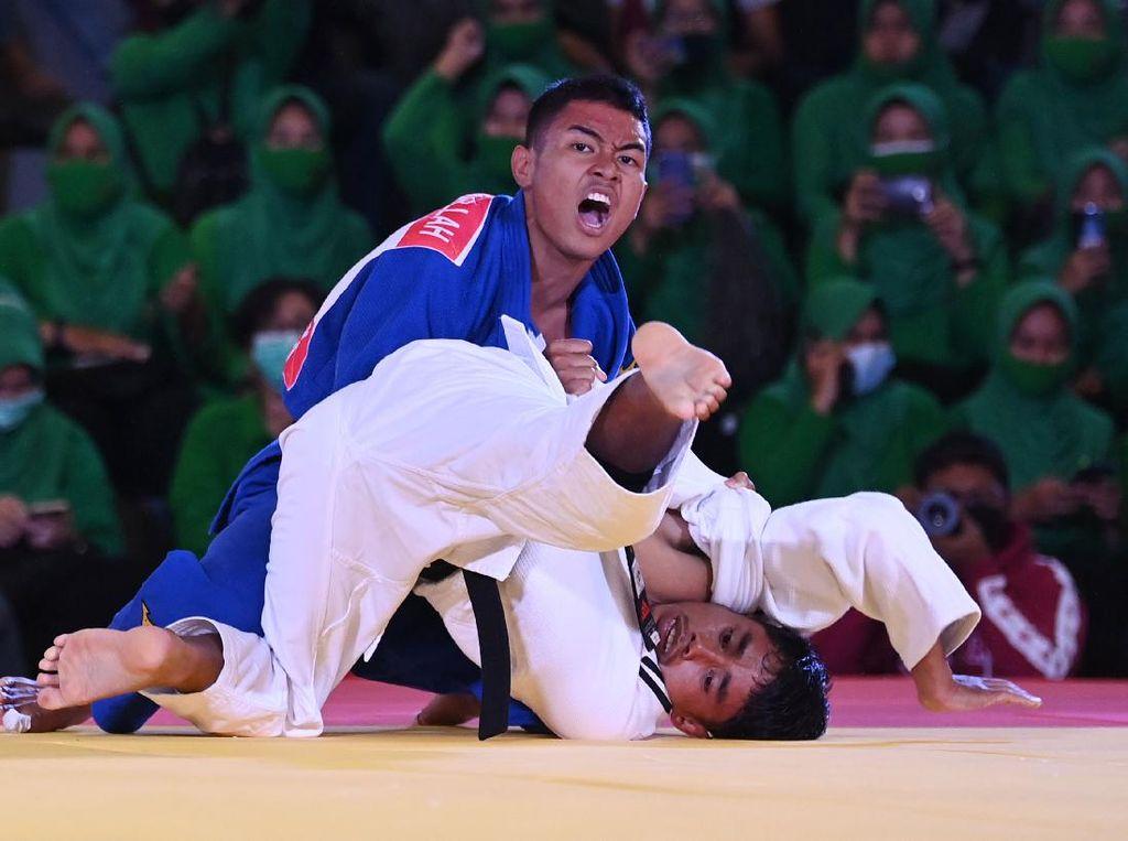 PON Papua: Tuan Rumah Tambah Emas Lewat Judo