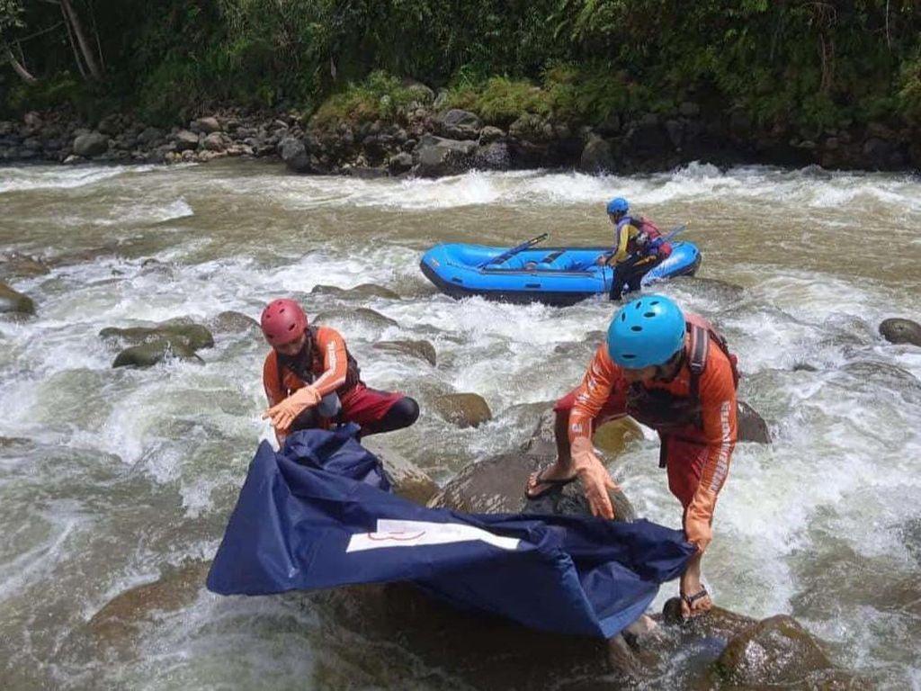 Pria yang Hanyut di Sungai Serayu Banjarnegara Ditemukan Tewas