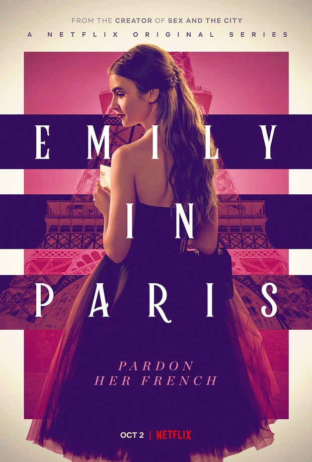 Rekomendasi Netflix, Emily in Paris