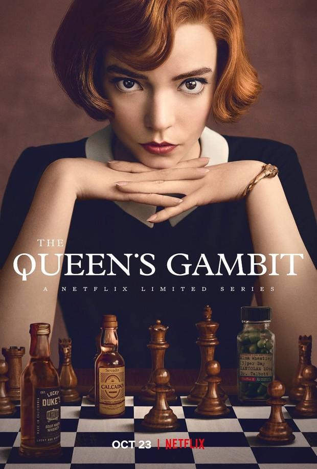 Series Netflix, The Queen's Gambit
