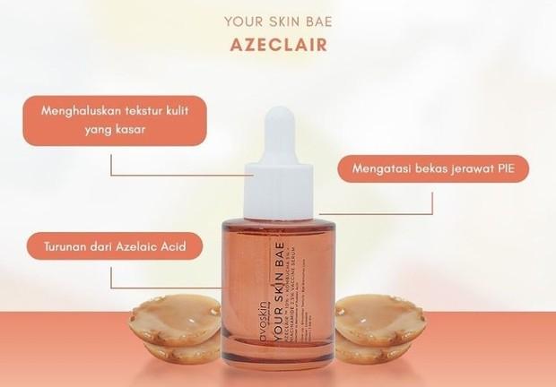 Serum Avoskin Your Skin Bae untuk meratakan tekstur kulit / Foto: instagram/avoskinbeauty