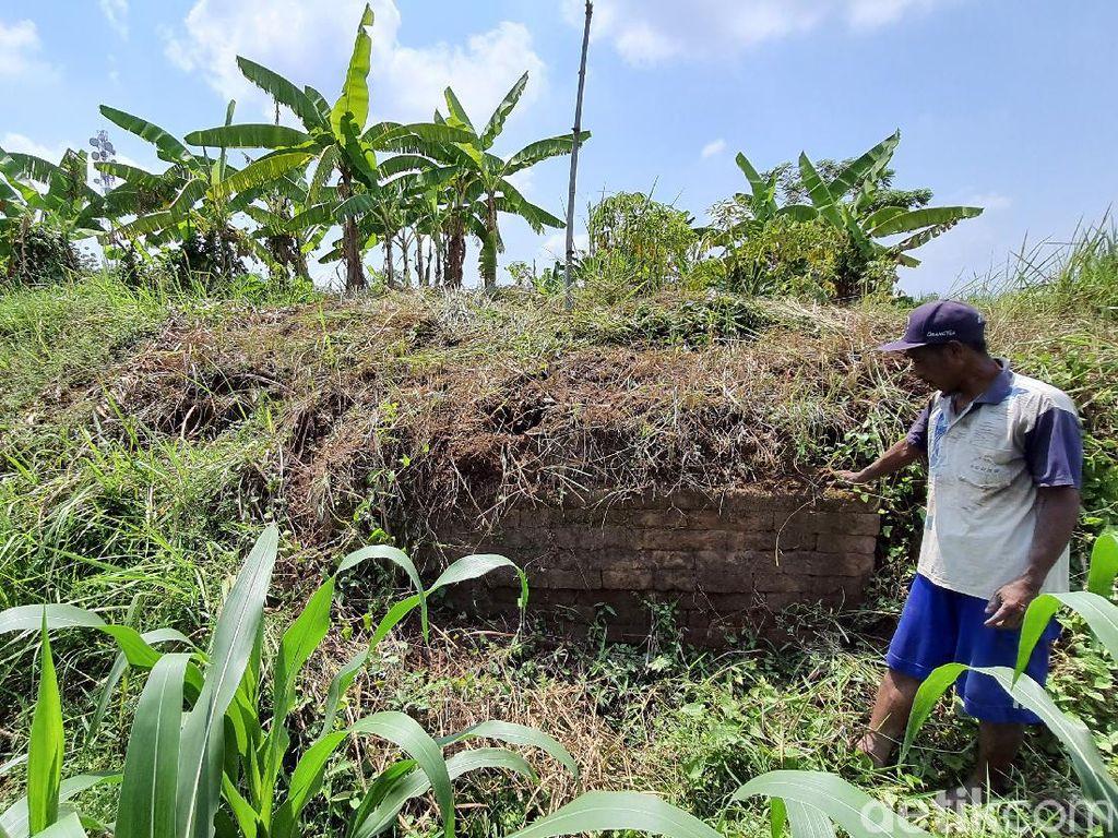 Dipercaya Angker, Kebun Pisang di Mojokerto Ini Ternyata Situs Purbakala