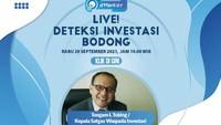 dMentor Malam Nanti; Cara Mendeteksi Investasi Bodong