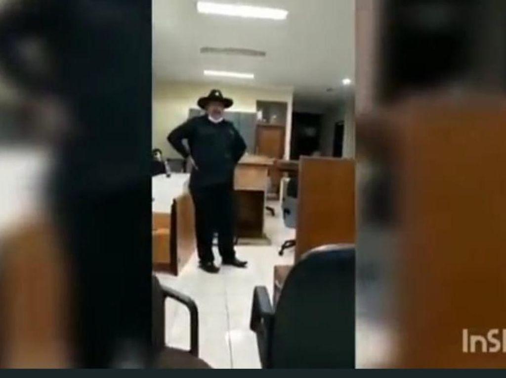 Viral Mandor Ngamuk Rusak Aset di Pemkab Bekasi, Polisi Turun Tangan