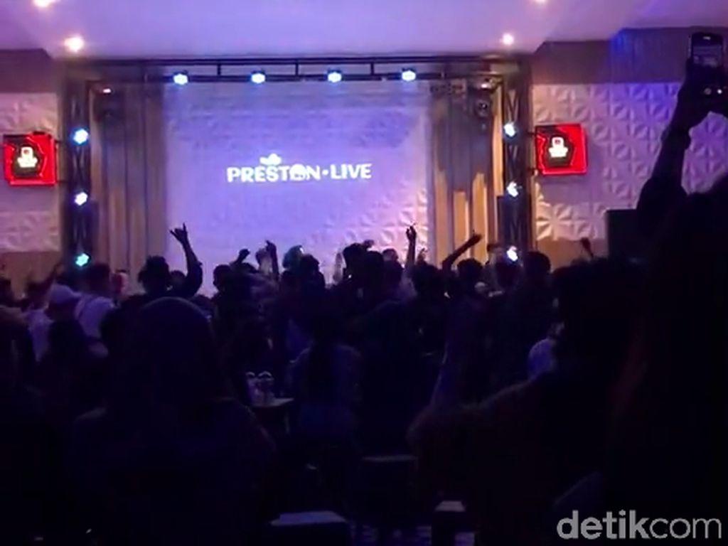 Viral Video Dugem Kafe Disulap Jadi Diskotek di Kota Malang