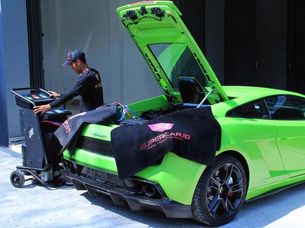 Supercar.id, Bengkel Khusus Supercar di Ciputat yang Tawarkan Harga Miring