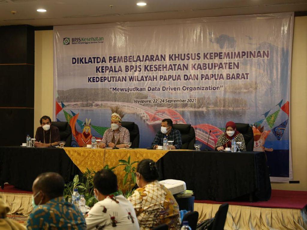 29 Kepala BPJS Kesehatan Kabupaten/Kota di Papua Dilatih Kepemimpinan
