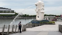 Singapura Selidiki Lonjakan Corona Tak Biasa Usai Cetak Rekor Tertinggi