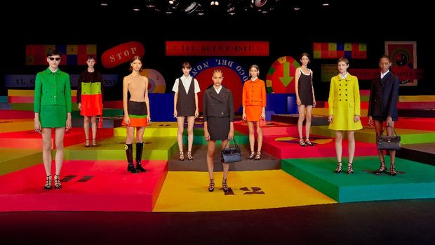 Dior spring/summer 2022