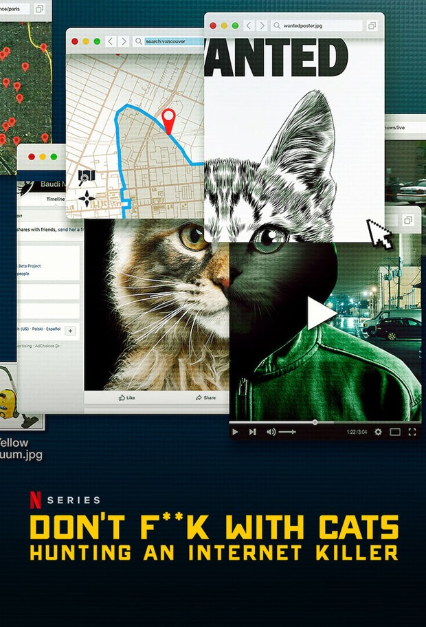 Don't F**ck with Cats