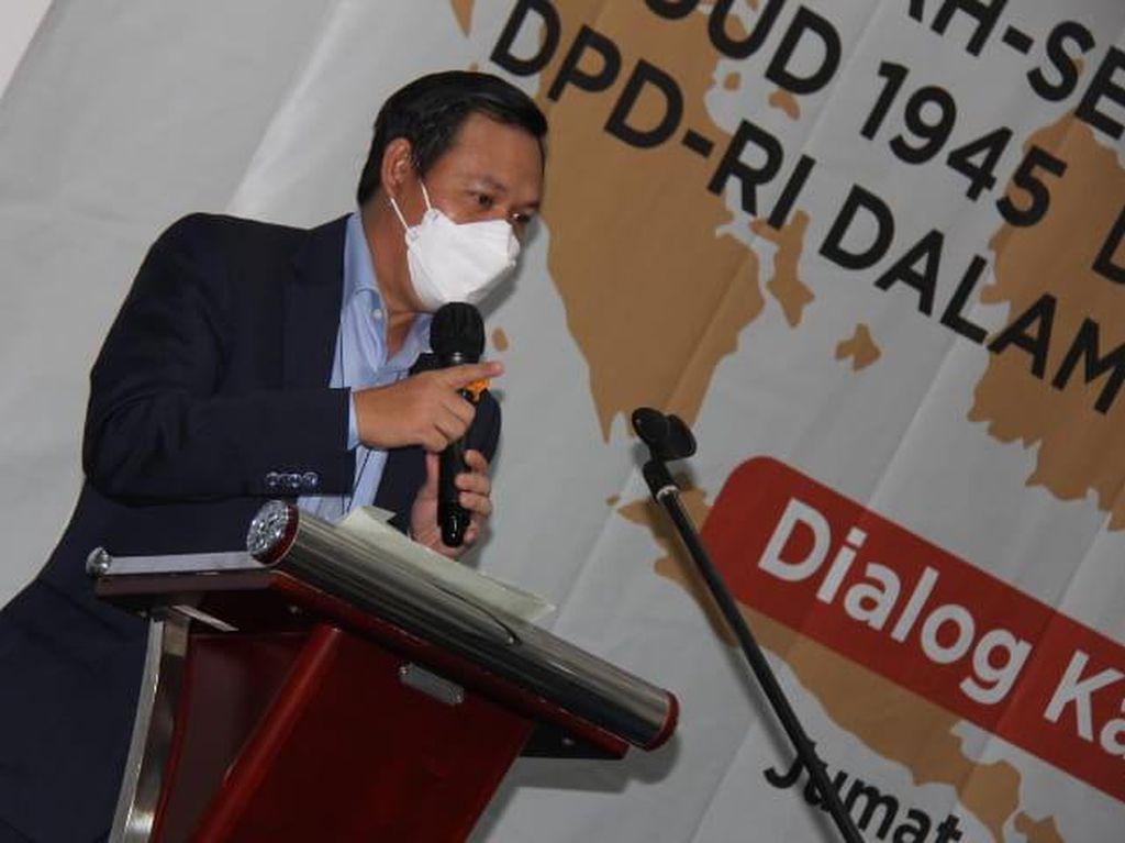 Soal Polemik Ijazah Jaksa Agung, Waket DPD: Ada Pihak Merasa Terganggu