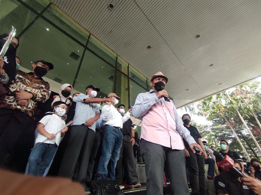 Eks Pimpinan KPK Turun Gunung Sambut Novel Baswedan dkk yang Baru Dipecat