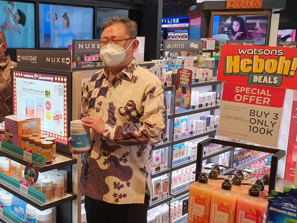 Jadi yang Terbaik di Australia, Kini Healthy Care Hadir di Indonesia
