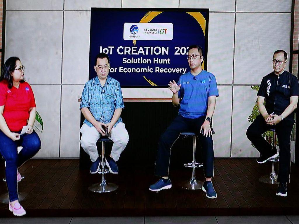Ini Dia Jawara IoT Creation 2021