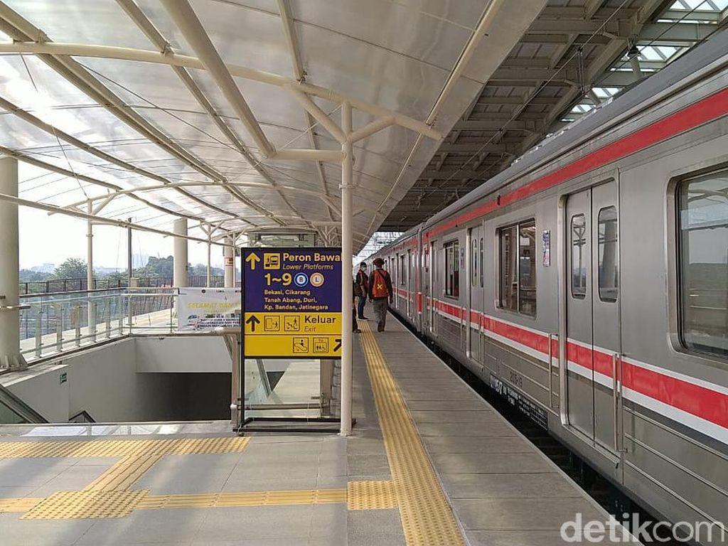 Menengok Wajah Baru Manggarai yang Dibilang Mirip Stasiun di Jepang