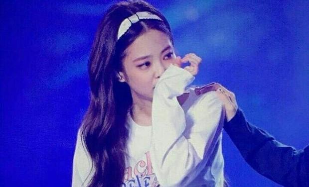 Jennie BLACKPINK adalah salah satu idol K-Pop yang sempat menerima hujatan netizen/Pinterest.com/Ega Hikaru