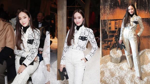 Style lace outfit ala Korea