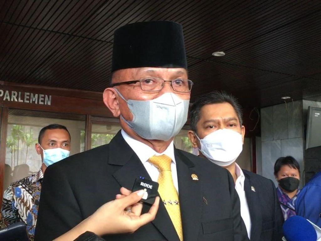 Resmi Jadi Pimpinan DPR, Lodewijk Minta Gatot Buktikan TNI Disusupi Komunis