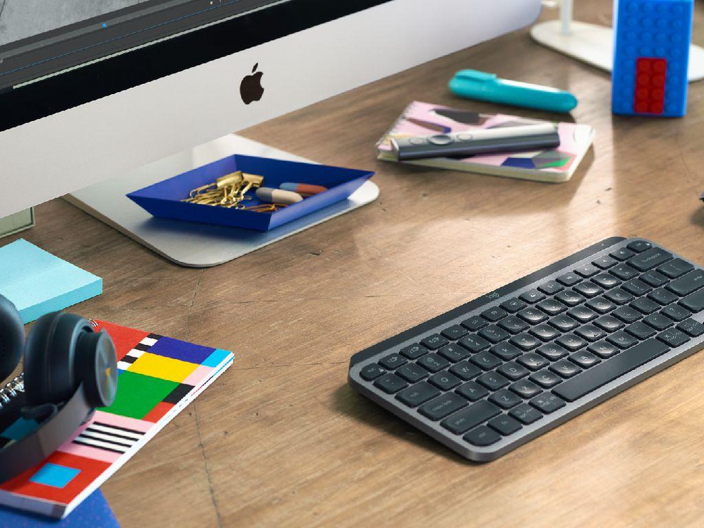 Keyboard Logitech MX Keys Mini Dirilis, Ini Fiturnya