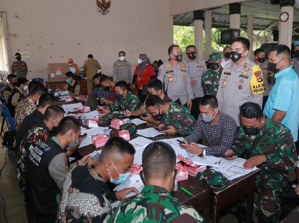NTB Bentuk Batalion Pcare, Percepat Laporan Jumlah Warga Tervaksin di Loteng