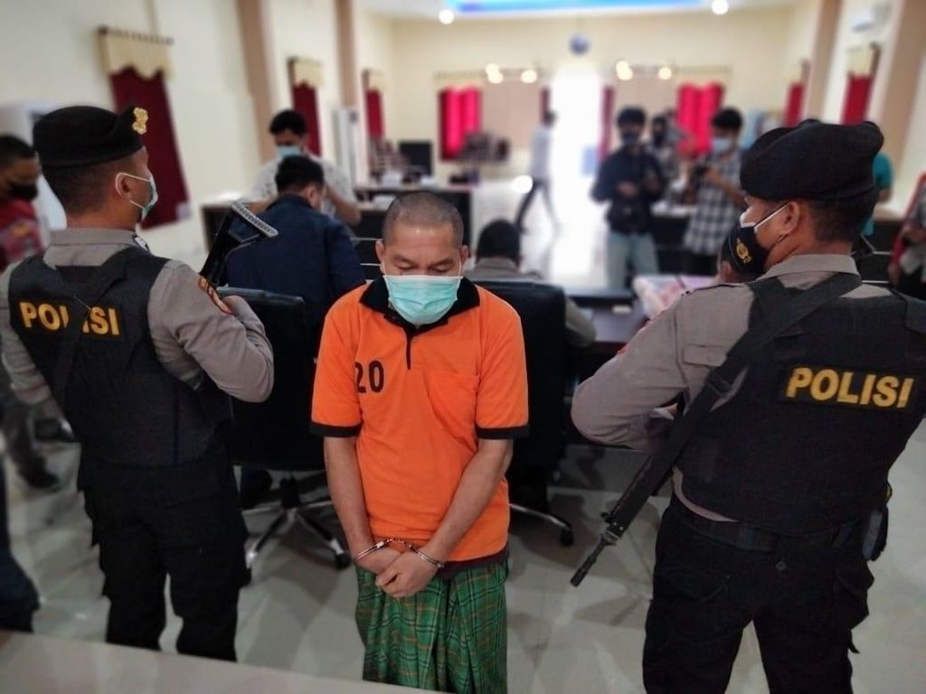 Tikam Kakak Ipar Puluhan Kali, Pria di NTB Terancam Hukuman Mati