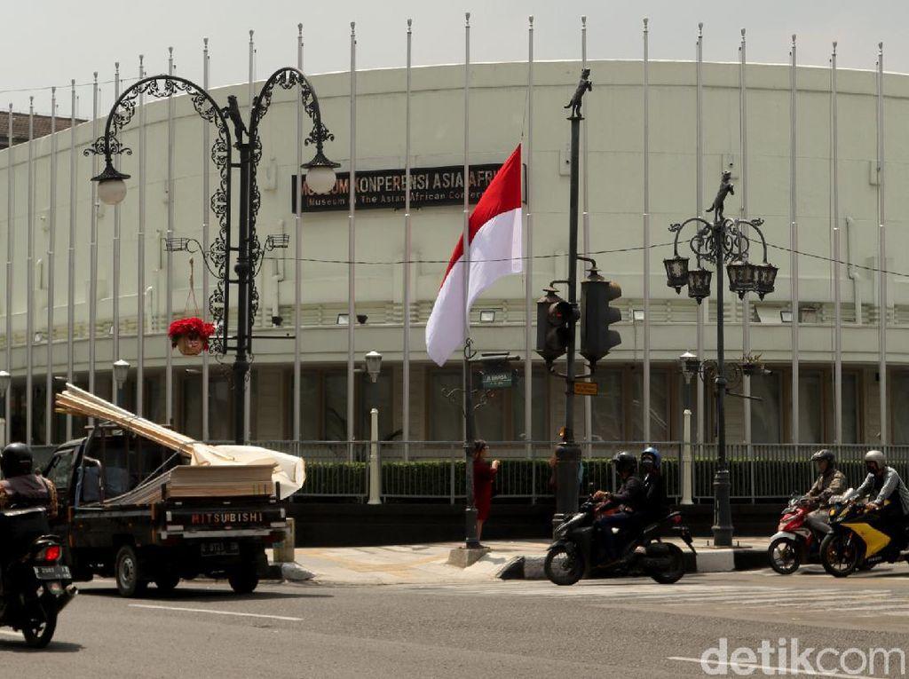 Bendera Setengah Tiang 30 September, Ini Makna dan Aturan di Undang-Undang