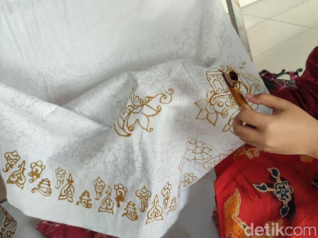 Melihat Semangat Siswa SMP Ciamis Lestarikan Batik