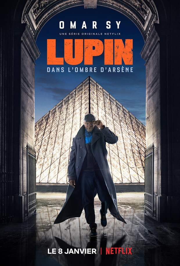 Series Perancis, Lupin