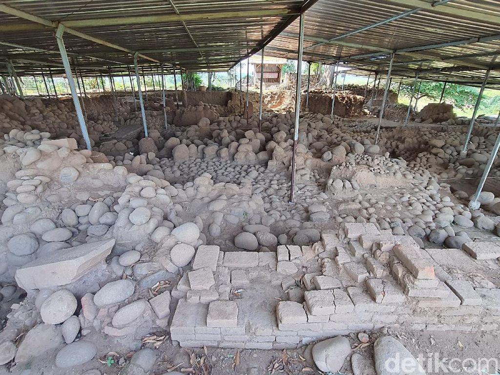 Ditemukannya Situs Kumitir Memunculkan Pertanyaan di Mana Istana Hayam Wuruk