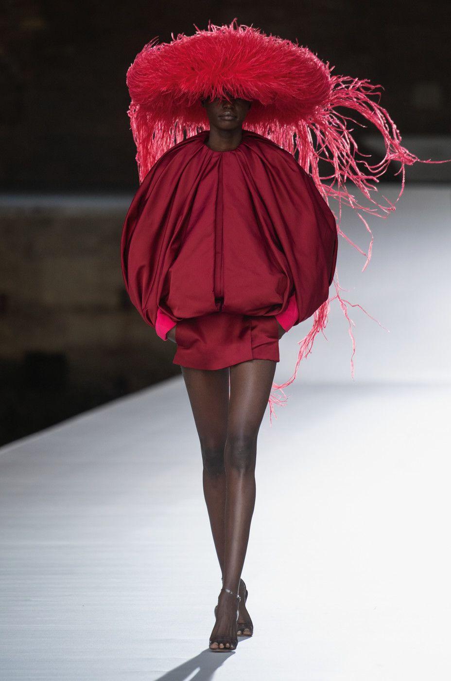 Valentino haute couture Fall 2021