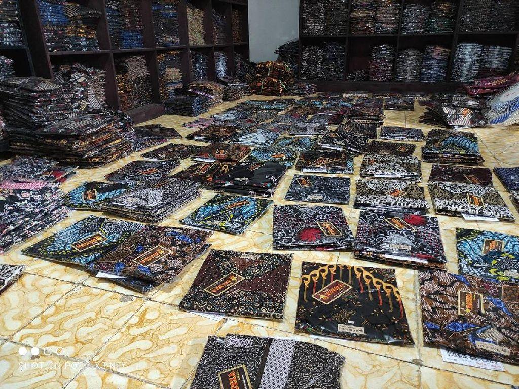 Manfaatkan Program Ekspor Shopee, Batik Ruzza Pekalongan Kini Mendunia