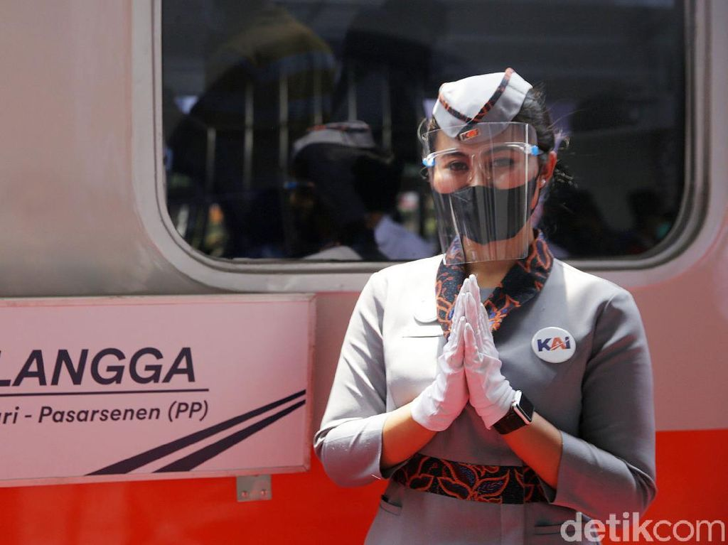 Ada KA Airlangga Rute Jakarta-Surabaya, Ini Harga Tiket dan Jadwalnya