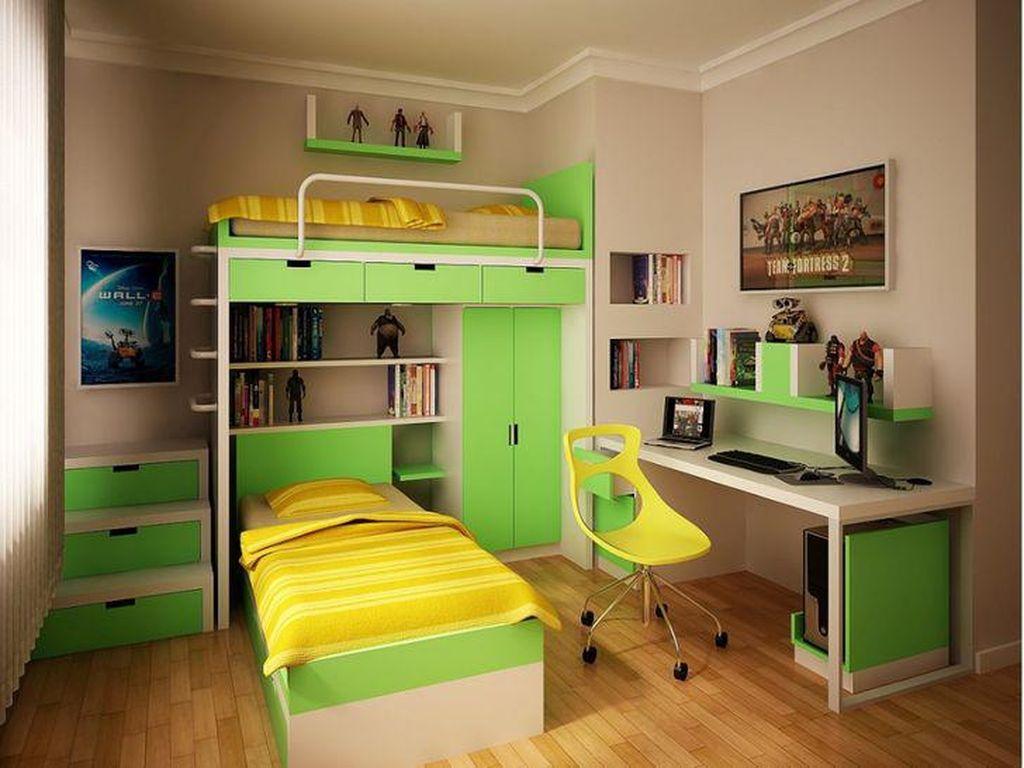 10 Desain Interior Kamar Anak Kecil yang Inspiratif
