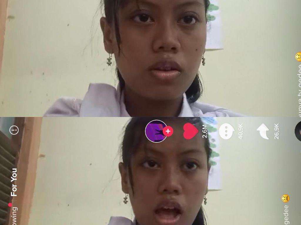 Viral Transformasi Remaja Bojonegoro Setelah Makeup, Kirain Cupu Ternyata Suhu