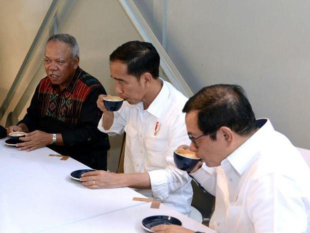 Hari Kopi Internasional 2021, Ini Kopi Favorit Presiden Jokowi hingga Prabowo Subianto