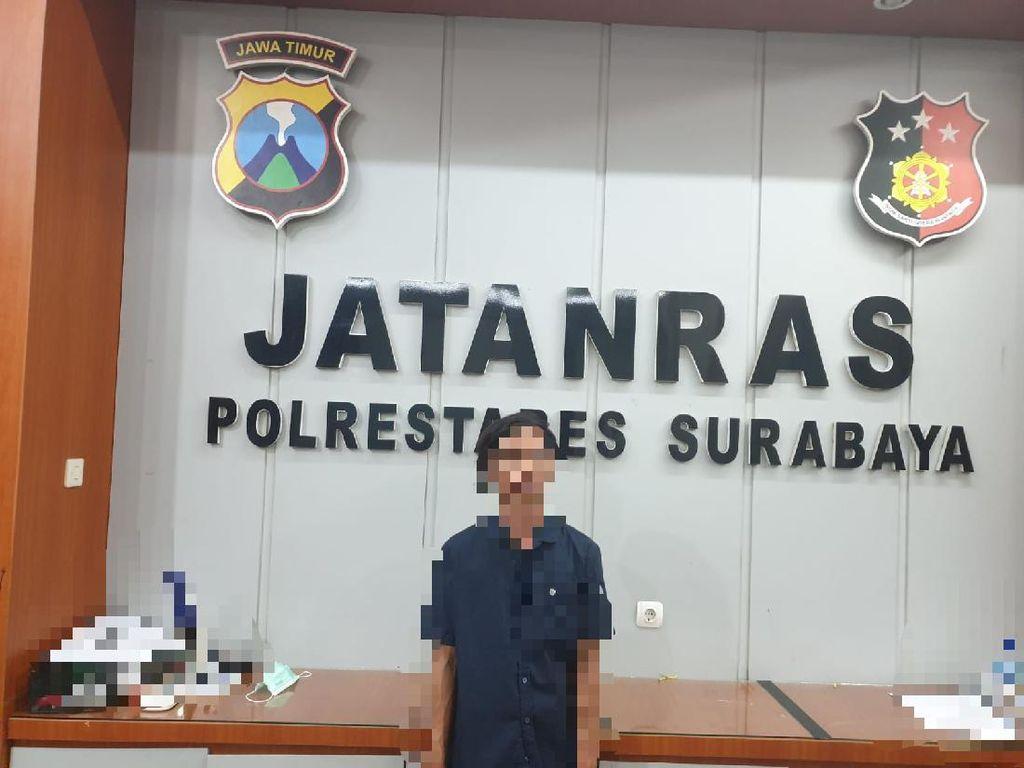 Polisi Tembak Kaki Dua Pelaku Spesialis Pembobolan Ruko di Surabaya