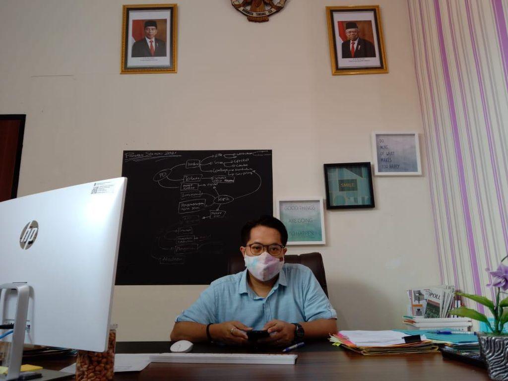 Jelang Asesmen Nasional Berbasis Komputer SMP, PTM di Surabaya Dialihkan Daring