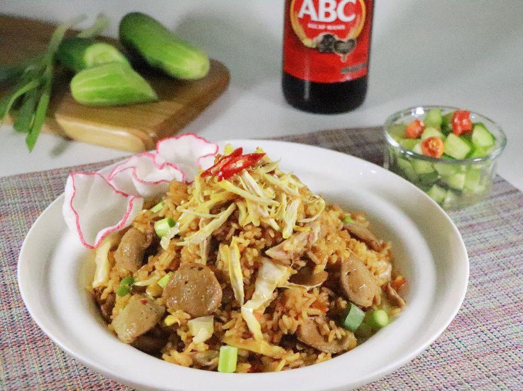Resep Nasi Goreng Tek-tek yang Gurih Manisnya Bikin Nagih