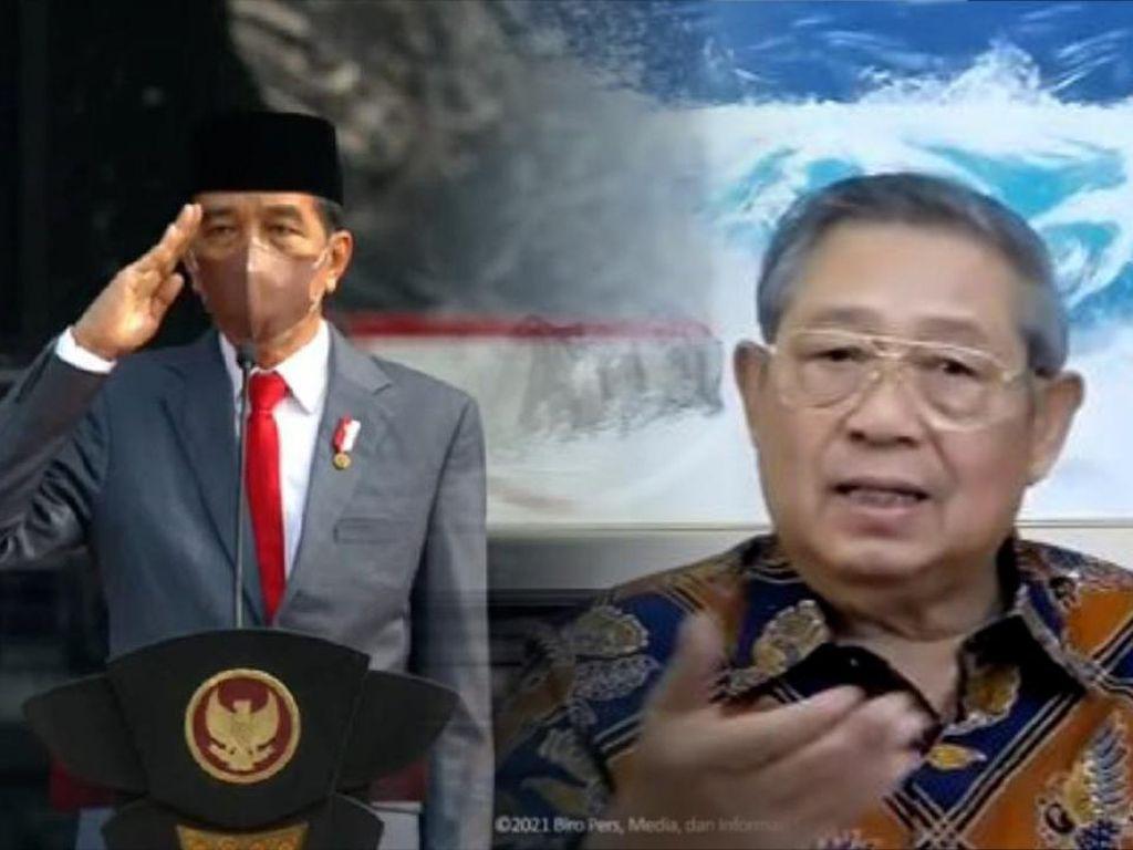 Profesor Singapura Puji Jokowi Jenius, PD Teringat Pujian Bagi SBY