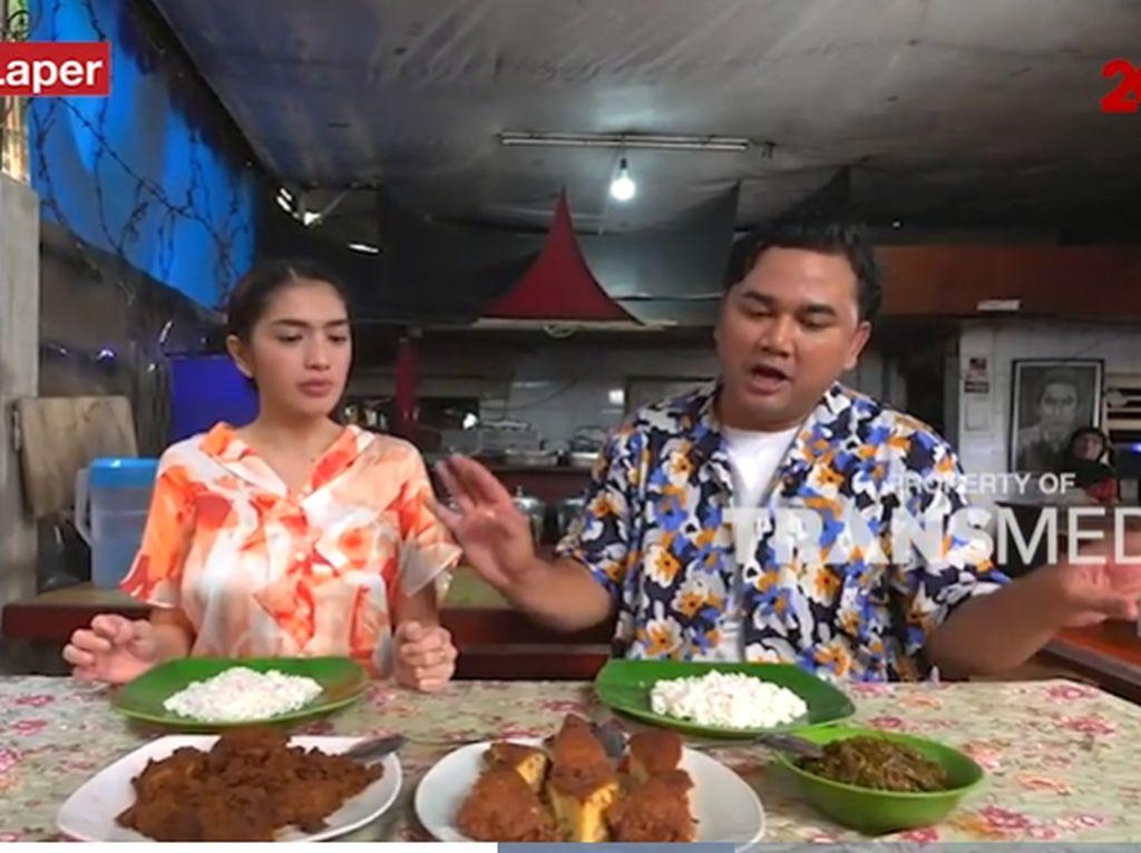 Bikin Laper! Kenyang Makan Rendang dan Sop Daging di RM Padang Hidden Gem