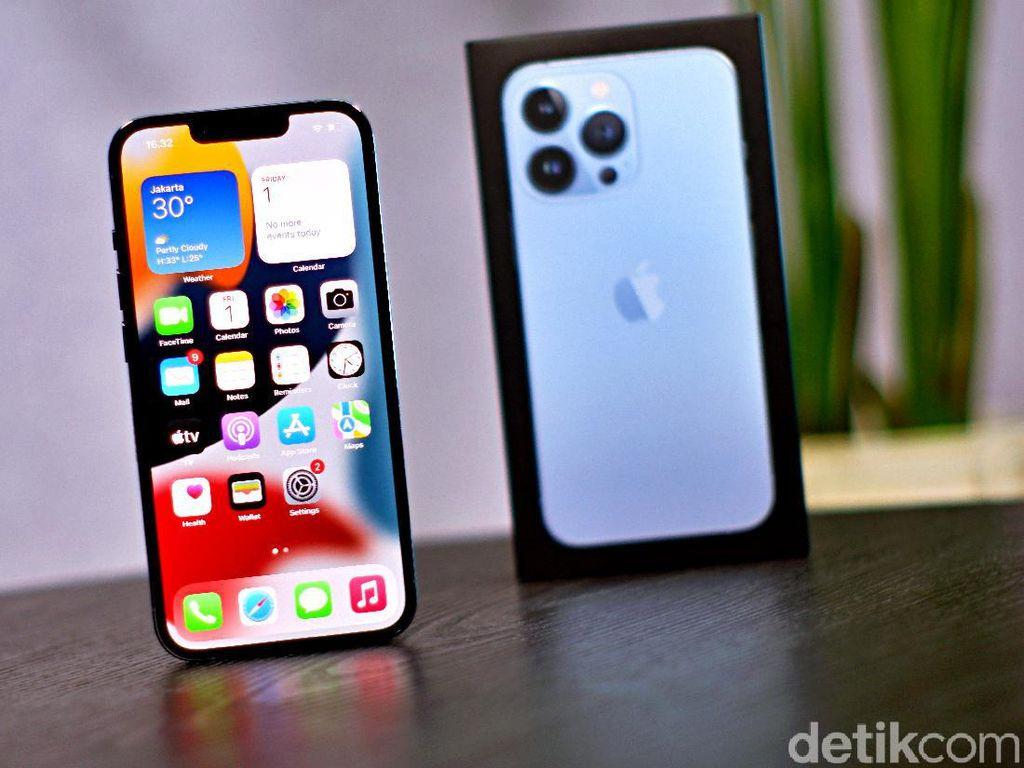 Hilal iPhone 13, iPad Mini & Apple Watch 7 di Indonesia Kian Terlihat Jelas