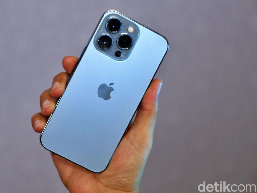 Segini Harga Asli Komponen iPhone 13 Pro