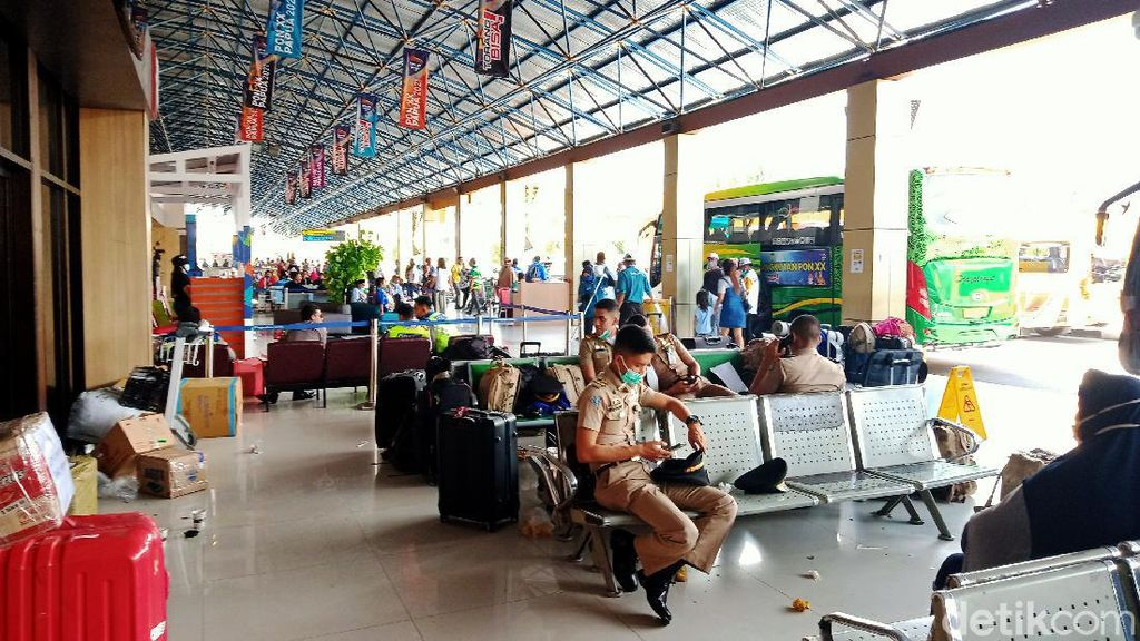 Geliat Ekonomi Warga Papua di Tengah PON XX