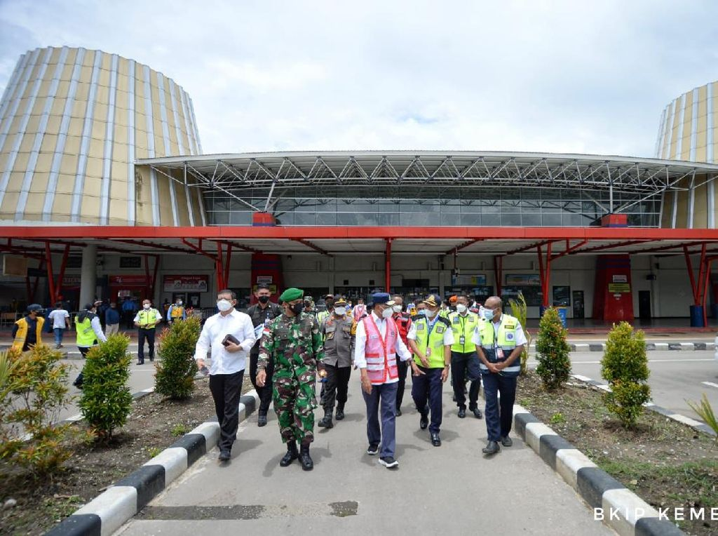 Jokowi Resmikan Terminal Baru Bandara Mopah Merauke Besok