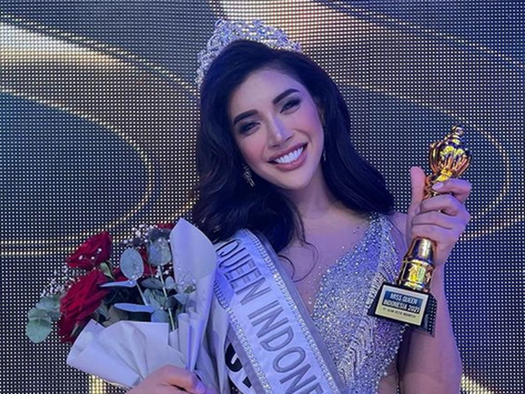 Millen Cyrus Juara Kontes Transgender Miss Queen 2021, Jadi Pro Kontra