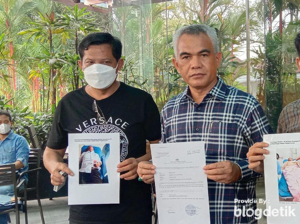 2 Direktur Anak Perusahaan BUMN di Sumut Diduga Ditusuk Orang Tak Dikenal