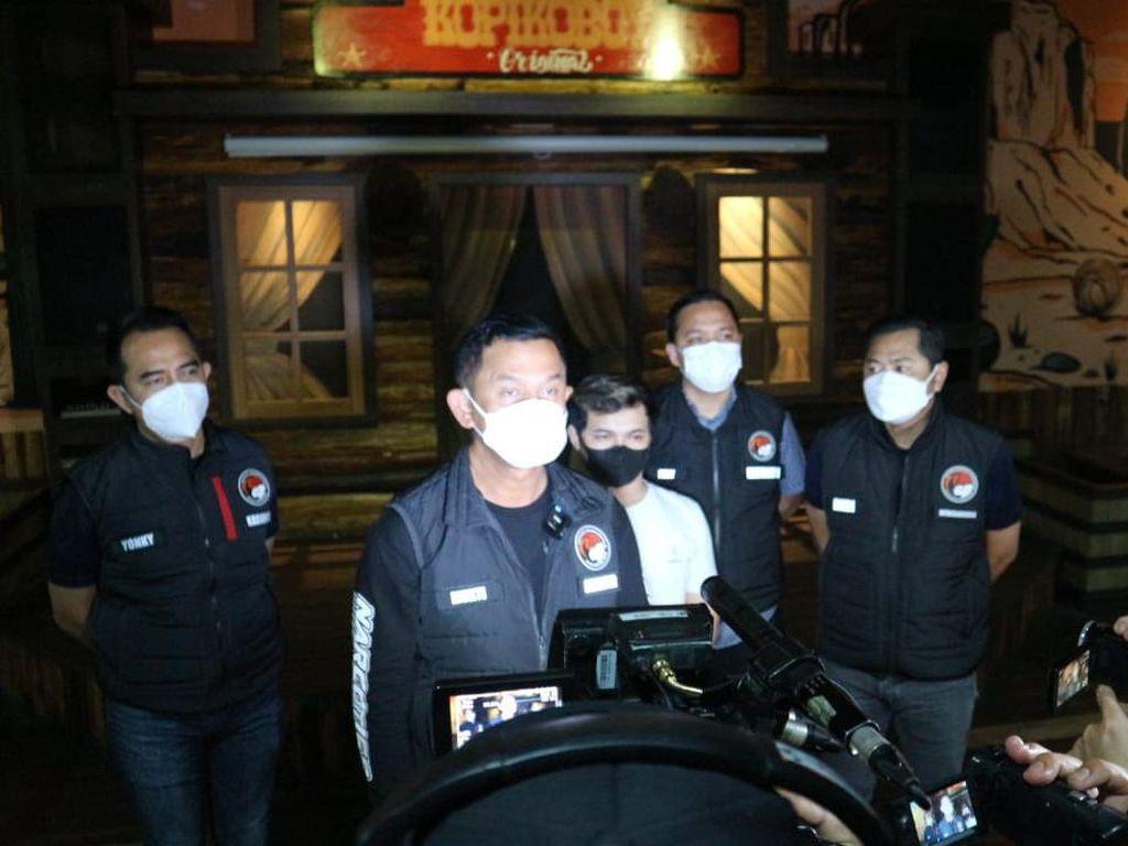 Bandel! Bar-Kafe di Jaksel Buka hingga Dini Hari Ditindak Polisi